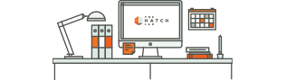 the hatch lab Wexford, co-working space, private desks