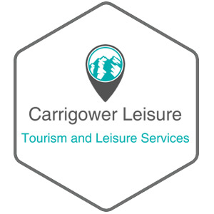 carrigower leisure logo the hatch lab